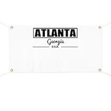 Atlanta Georgia Banner