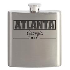 Atlanta Georgia Flask