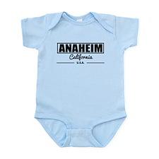 Anaheim California Body Suit