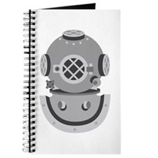 Diver Helmet Journal