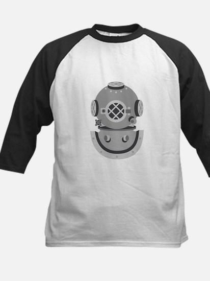 Diver Helmet Baseball Jersey