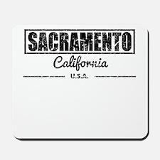Sacramento California Mousepad