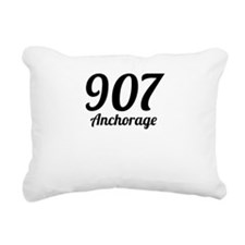 907 Anchorage Rectangular Canvas Pillow