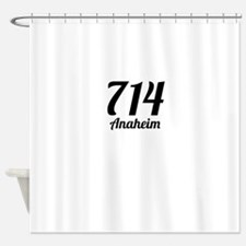 714 Anaheim Shower Curtain