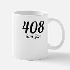 408 San Jose Mugs
