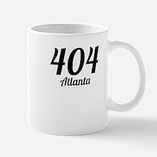 404 Atlanta Mugs