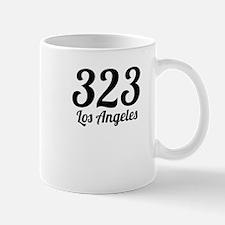 323 Los Angeles Mugs