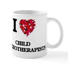 I love Child Psychotherapists Mug