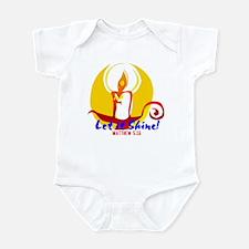 Let it Shine Infant Bodysuit