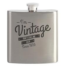 Im Vintage Since 1959 Flask