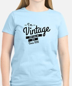 Im Vintage Since 1956 T-Shirt