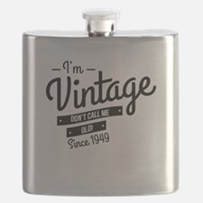 Im Vintage Since 1949 Flask