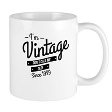 Im Vintage Since 1939 Mugs