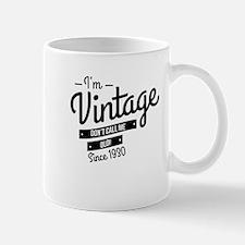 Im Vintage Since 1930 Mugs