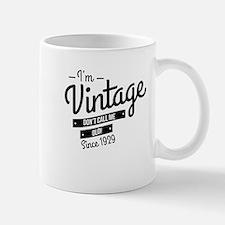 Im Vintage Since 1929 Mugs