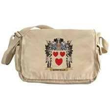 Corfield Coat of Arms - Family Crest Messenger Bag