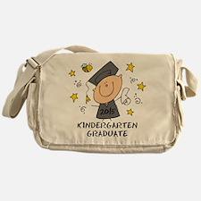 Cute Boy Kind Grad 2015 Messenger Bag