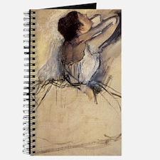 The Dancer by Edgar Degas Journal