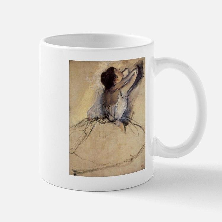 The Dancer by Edgar Degas Mugs