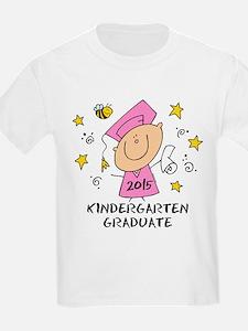 Cute Girl Kind Grad 2015 T-Shirt