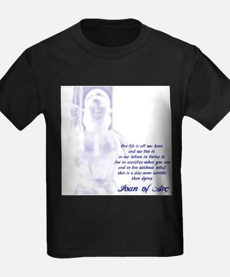 Joan of Arc - One Life T-Shirt