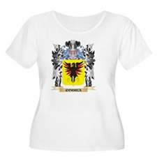 Correa Coat of Arms - Family Cre Plus Size T-Shirt