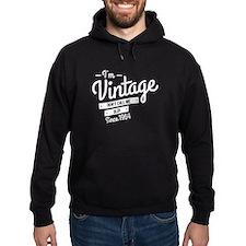 Im Vintage Since 1964 Hoody