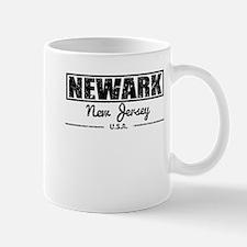 Newark New Jersey Mugs