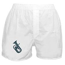 Plain Old Baritone Boxer Shorts
