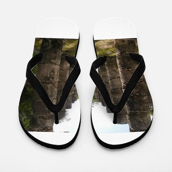 Cool Maya Flip Flops