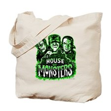House of Monsters Tote Bag