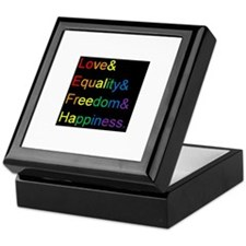 Pride Love& Keepsake Box