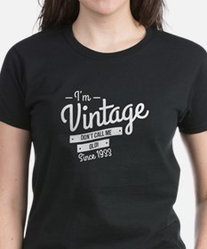 Im Vintage Since 1933 T-Shirt
