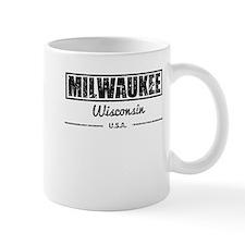 Milwaukee Wisconsin Mugs