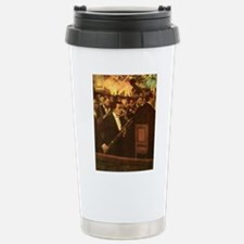Orchestra of Opera by D Stainless Steel Travel Mug