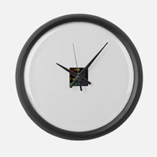 Funny Marriage equality Large Wall Clock