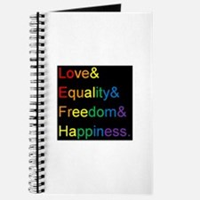 Unique Equality Journal