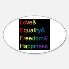 Unique Equality Decal