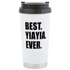 Best Ever YiaYia Drinkware Travel Mug