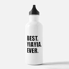 Best Ever YiaYia Drinkware Water Bottle
