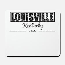 Louisville Kentucky Mousepad