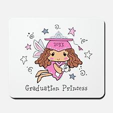 Graduation Princess Personalized Mousepad