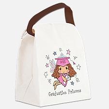 Graduation Princess Personalized Canvas Lunch Bag