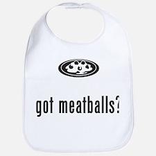 Meatballs Bib