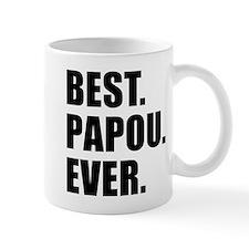 Best Ever Papou Drinkware Mugs