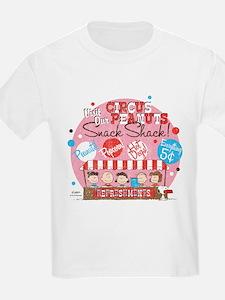 Peanuts Circus T-Shirt