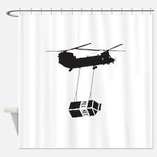 Milk Shower Curtain