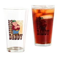 Family Guy Redneck Daddy Drinking Glass