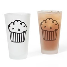 Muffin Drinking Glass