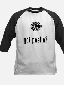 Paella Kids Baseball Jersey